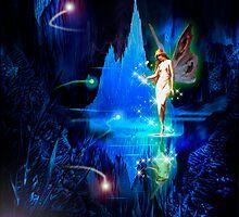 Fairy spell by Simon Hackney