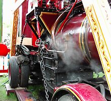 Carters Fair - Steam Boat Engine by David A. Everitt (aka silverstrummer)