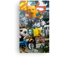 Collage of Films Canvas Print