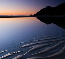 Wainui Bay, Abel Tasman National Park 1 by Paul Mercer