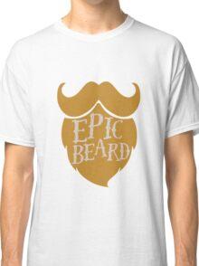 Epic beard blond Classic T-Shirt