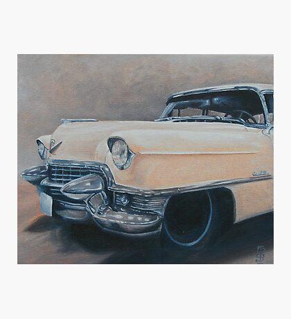 Cadillac study Photographic Print