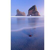 Wharariki Beach 6 Photographic Print