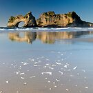 Wharariki Beach 7 by Paul Mercer