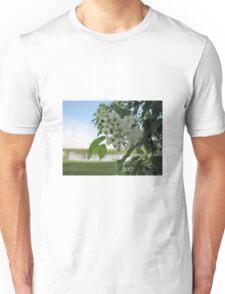 floral flower Unisex T-Shirt