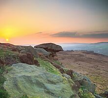 The Pancake Stone by Philip Hunter