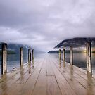Lake Rotoiti 1 by Paul Mercer