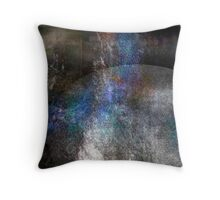 Shoaib's Spatial Heart Throw Pillow