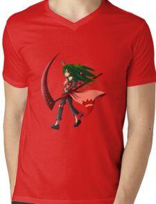 Akira Doll Mens V-Neck T-Shirt