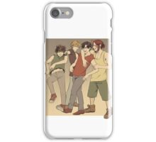 Sanzo Party iPhone Case/Skin