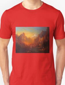 The Fellowship Of The Ring Moria Unisex T-Shirt