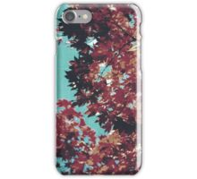Leaves - experimental - one iPhone Case/Skin