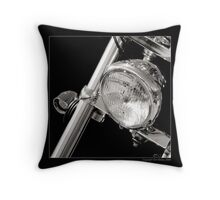 """Head Light"" Throw Pillow"