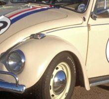 Herbie 53 in Brighton Sticker