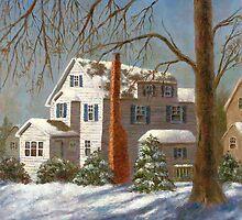 Winter White by Susan Savad
