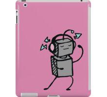 Robot Boogie iPad Case/Skin