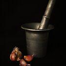 Vintage Mortar by VikaRayu