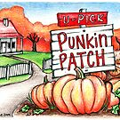 Punkin Patch... by Sam Dantone