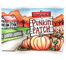 Punkin Patch... Poster