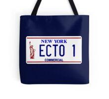 ECTO 1 Tote Bag
