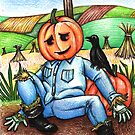 Scare Crow Down... by Sam Dantone