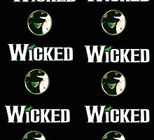 Wicked the Musical Logo by BethM93