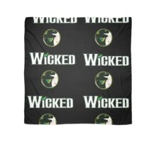 Wicked the Musical Logo Scarf