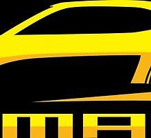 Camaro design by Cameron  Burke
