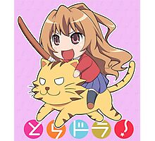 Toradora! Photographic Print