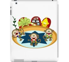 Monkey Carnival iPad Case/Skin