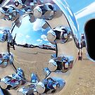 chrome,, and more chrome by Linda Bianic
