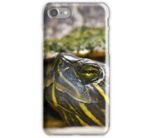 Lazy Turtle  iPhone Case/Skin