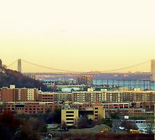 George Washington Bridge by LWCM