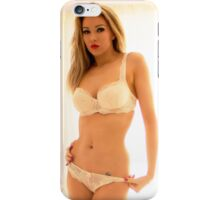 TandA Girl - Nicky Phillips iPhone Case/Skin