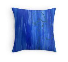 Welcomes the Rain Throw Pillow