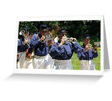 On Parade Greeting Card