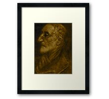 The Years Framed Print
