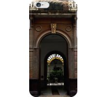 Arched Entrance iPhone Case/Skin