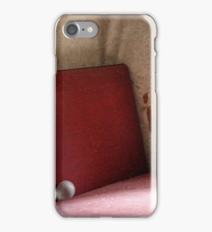 20.5.2015: Light Bulb on Old Sofa iPhone Case/Skin