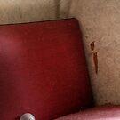 20.5.2015: Light Bulb on Old Sofa by Petri Volanen