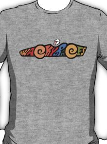 Wacky Races -A Classic Cartoon T-Shirt