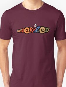 Wacky Races -A Classic Cartoon Unisex T-Shirt