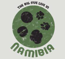 Namibian Tracks Tee T-Shirt