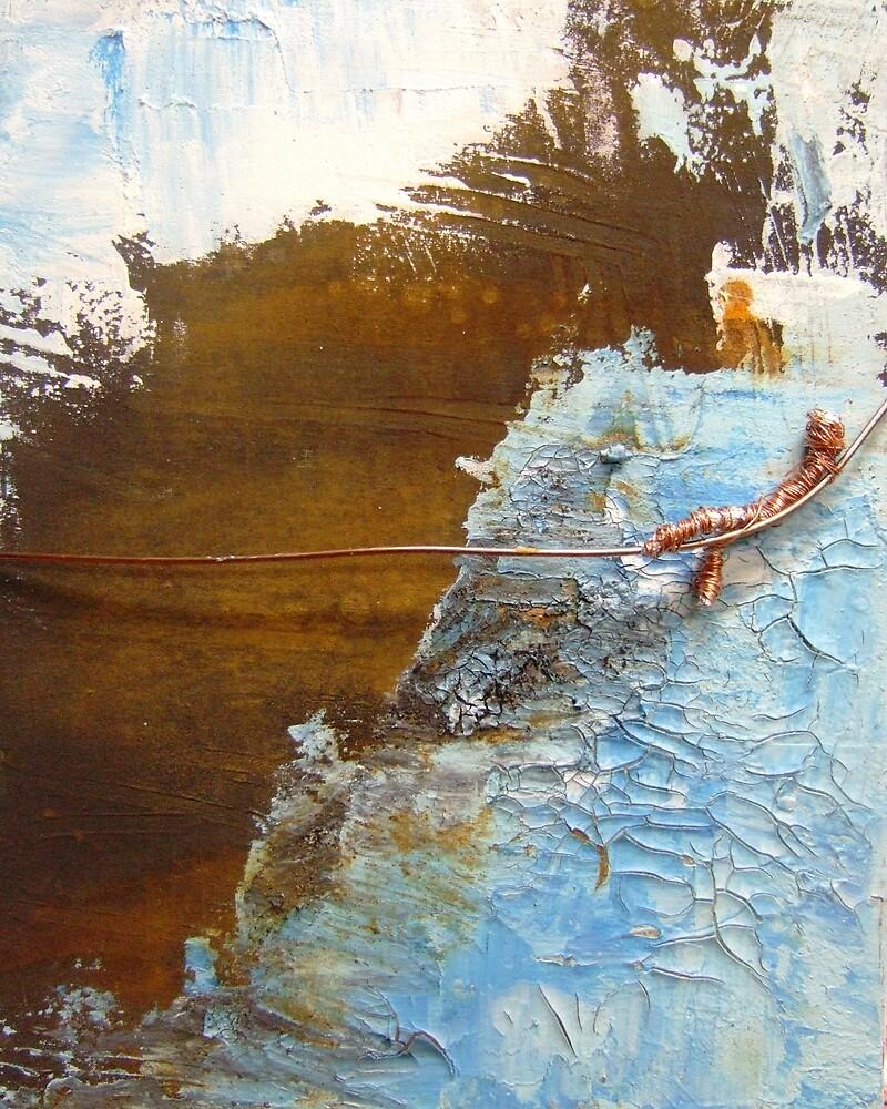 Rusty Sky II by Astrid Strahm
