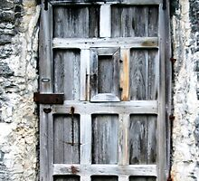 La Bahia Door by Terence Russell