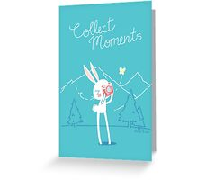 Collect Moments Greeting Card