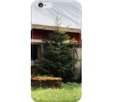 20.5.2015: Well, Spruce and Cowshed iPhone Case/Skin