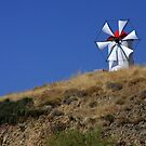 Windmill by photoloi