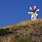 Windmill by photoloi
