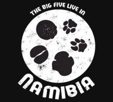 Namibian Tracks Tee (2) T-Shirt